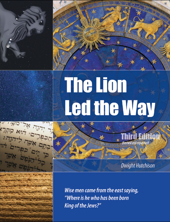 The Lion Led the Way - Cover